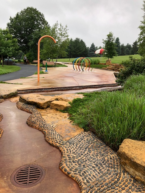 Oregon Splash Pad 4