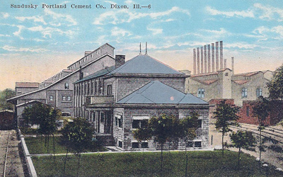 Sandusky Portland Cement Co