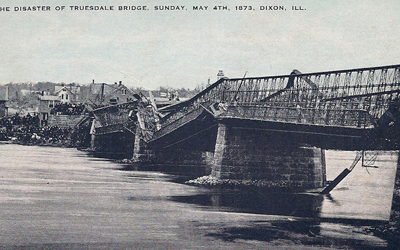 thumb Truesdell Bridge Disaster