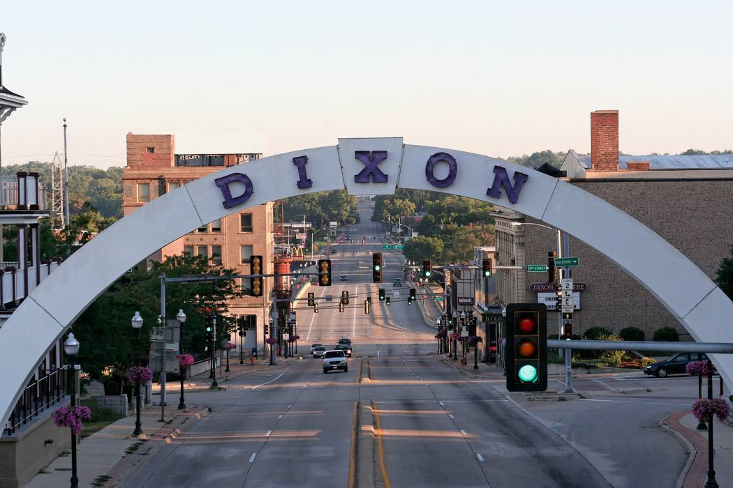 Dixon Government News