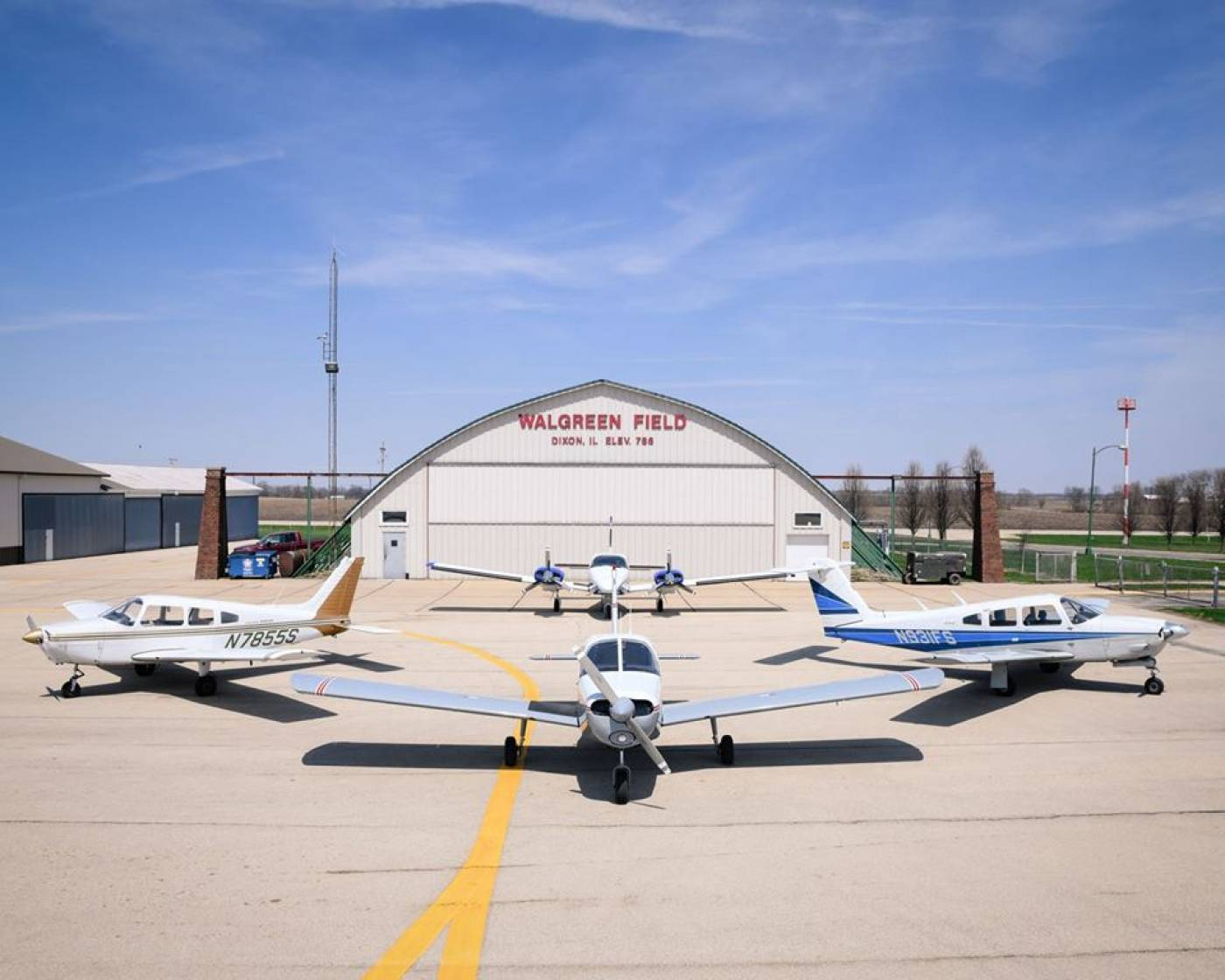 Providing an Opportunity for Future Aviators