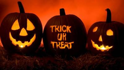 2015 Trick-or-Treat Times