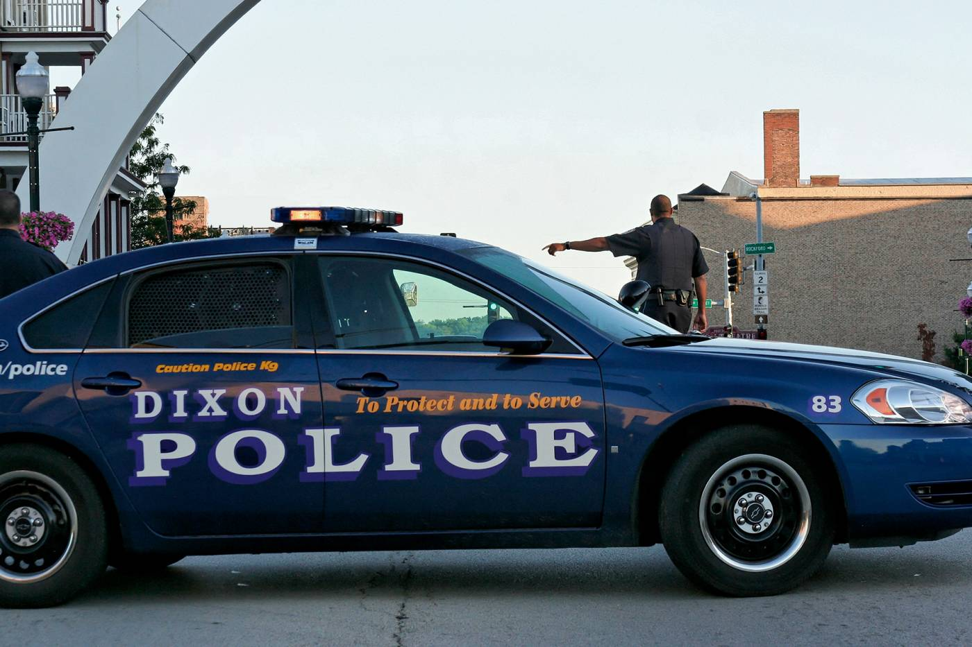 Inside the Dixon Police Department