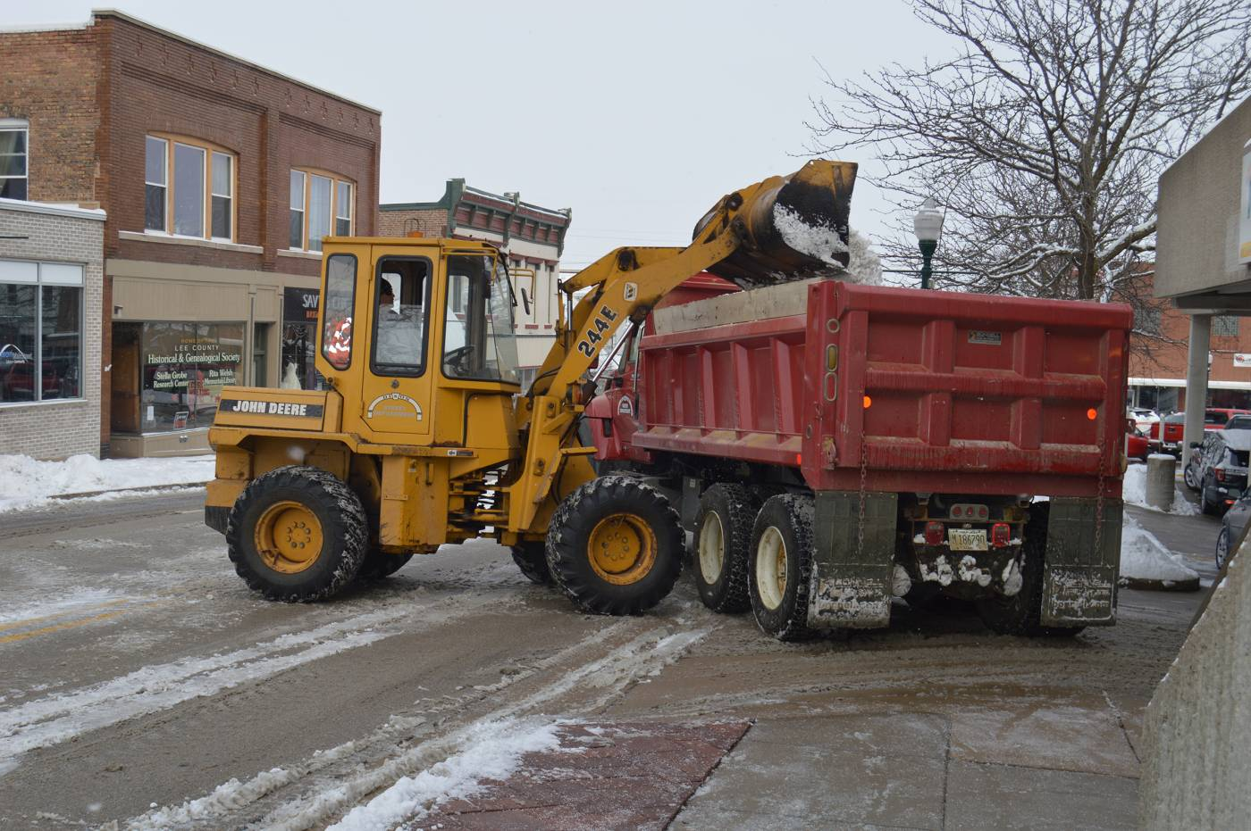 NEWS RELEASE: Even/Odd Parking Rules for Snow Removal